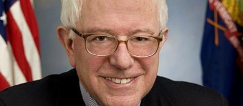 Sen Bernie Sanders (Credit US Senate)