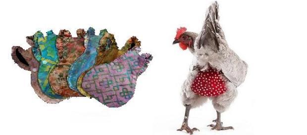 Pañales para gallinas, Estados Unidos
