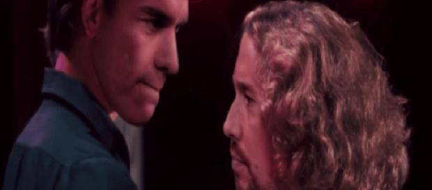 Pedro Sánchez y Pablo Iglesias en 'Dirty Pacting'