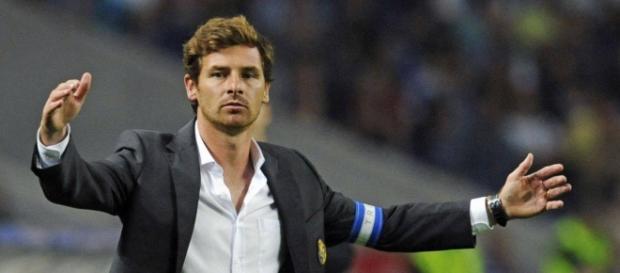 Villas-Boas quer ser novamente feliz no FC Porto