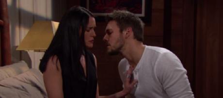 Quinn e Liam, è passione a Beautiful