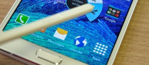 Anticipazioni Samsung Galaxy Note 6
