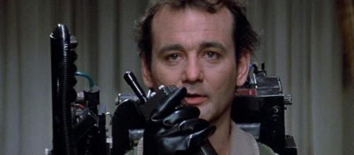 Bill Murray en 'Los Cazafantasmas'