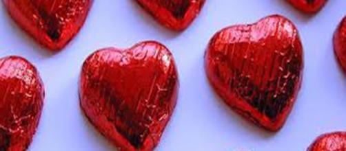 El chocolate como regalo habitual de San Valentin