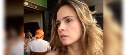 Falsa notícia sobre a prisão de Ana Paula