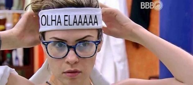 Ana Paula (Reprodução/Globo/Redes sociais)