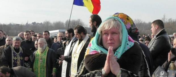 Elena Nandriș.primărița care a ridicat monumentul