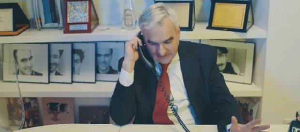 Elio nel video ufficiale di 'Vincere l'odio'