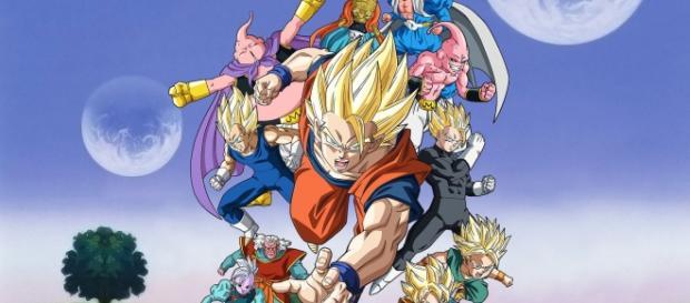 Foto promocional de la serie japonesa