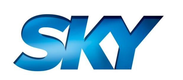 Logo televisione satellitare Sky