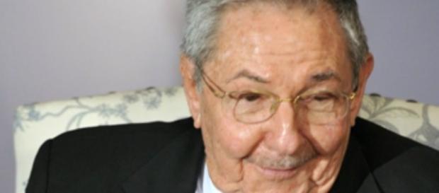 Raul Castro, capo di Stato a Cuba.