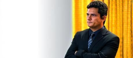 Em destaque, juiz federal Sérgio Fernando Moro.