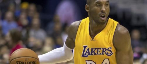 Kobe Bryant gives advice to Rousey (Wikipedia)