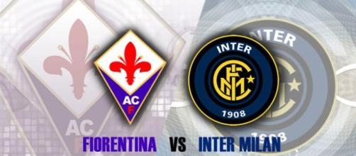 LIVE Fiorentina-Inter domenica 14/2 alle 20:45