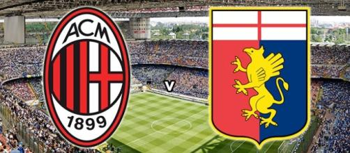 LIVE Milan–Genoa domenica 14/2 alle 12:30