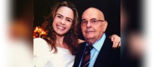 Pai de Ana Paula está preocupado com a filha