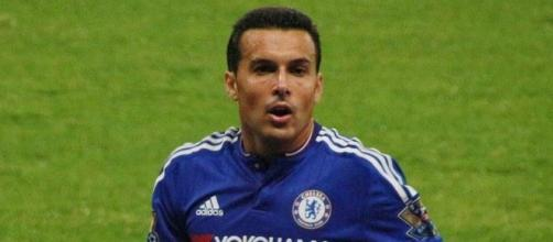 Pedro scored twice for Chelsea (Wikipedia)