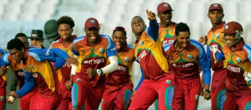 West Indies and India Clash in the final (Twitter)