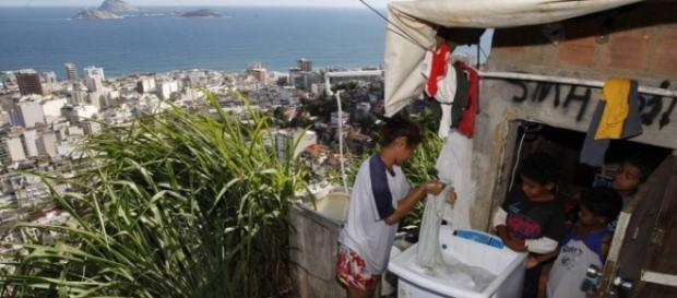 Brasil está mais pobre segundo o FMI