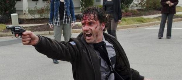 Immagine: Rick di The Walking Dead