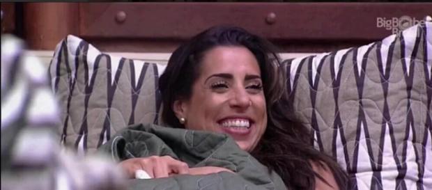 Juliana do BBB16 (Reprodução/Globo)
