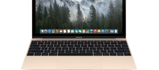 MacBook, el último portatil de Apple