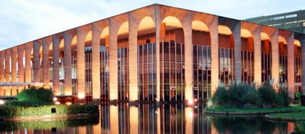 Ministério das Relações Exteriores em Brasília