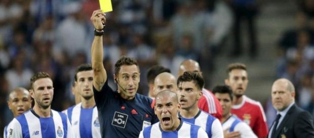 O jogo acabou com a vitória do FC Porto