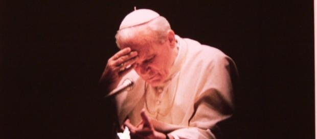 Pope John Paul II (flickr.com)
