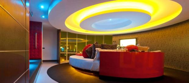 Sky Suite del V Motel Boutique