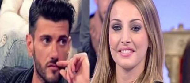 Uomini e Donne: Alessandro e Rossella Intellicato