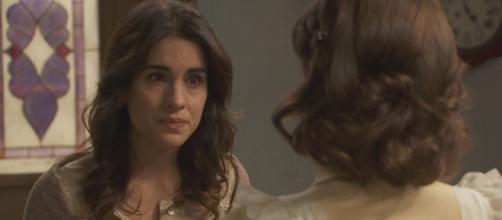 Anticipazioni Il Segreto: Ines è un'assassina?