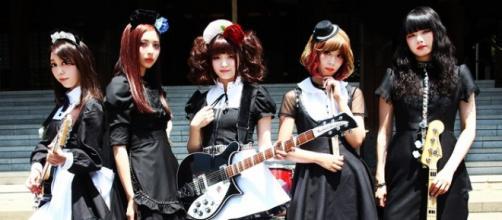 Band-Maid é a sensação do rock japonês.