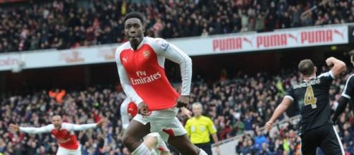 Danny Welbeck / photo:flickr.com