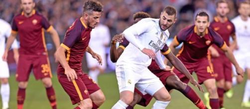 Ecco le probabili formazioni Roma-Real Madrid.