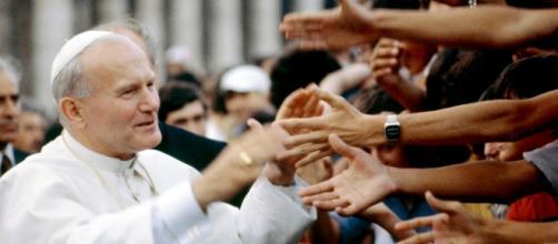 Imagen: Juan Pablo II Agence France Press
