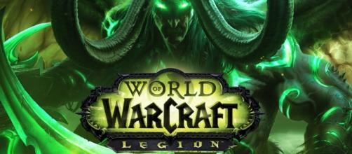 Locandina di World of Warcraft Legion
