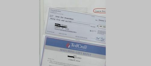 Ted Cruz campaign mailer, via YouTube