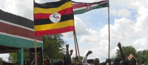 Ugandans & Kenyans in South Sudan/Nick Waigwa