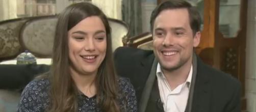 Una Vita: Roger e Sheyla lasciano la soap