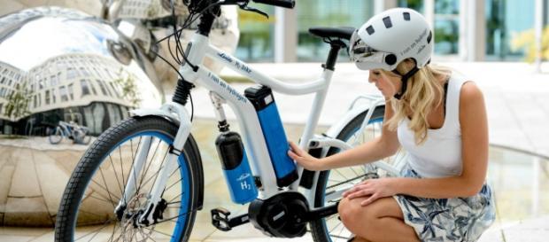 Bicicletas de hidrógeno, la bicicleta del futuro