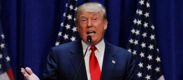Donald Trump, candidato republicano