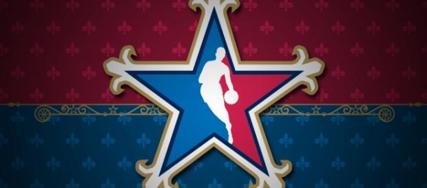 El tradicional juego de las estrellas en la NBA