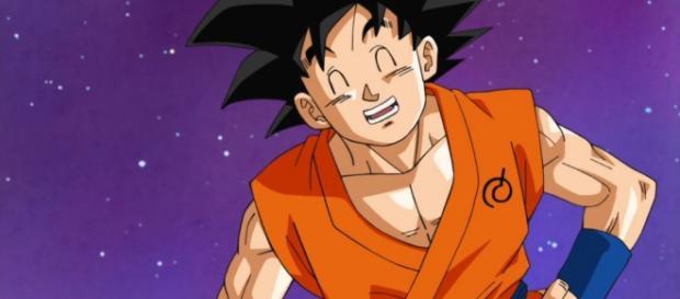 Goku en los avances del capitulo 32