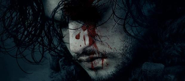 Jon Snow protagonista della locandina