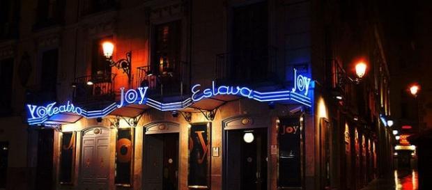 Joy Eslava se encuentra en pleno centro de Madrid