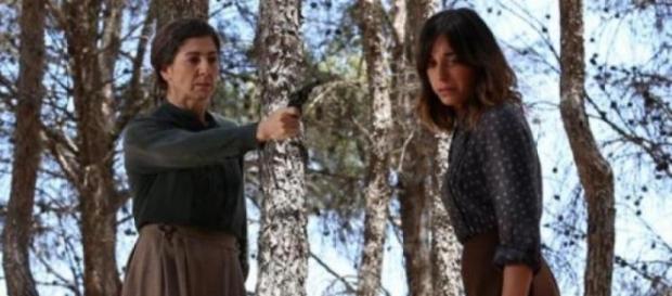 Mariana e Micaela Il Segreto soap