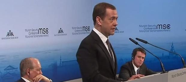 Miedwiediew doprowadził parę osób do szału?