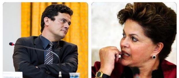 Moro confirma que Petrobras financiou Dilma