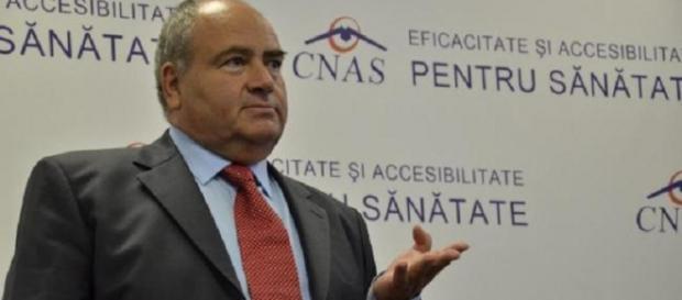 Preşedintele CNAS, Vasile Ciurchea